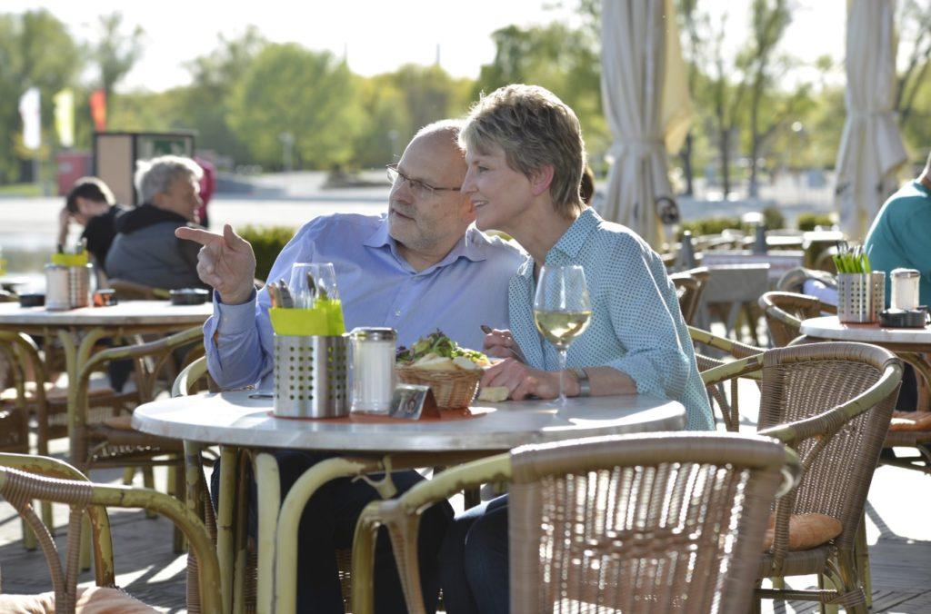 Entdecken Sie ein vielseitiges Angebot an Speisen und Getränken in den Lokalen in und um den Allerpark Wolfsburg