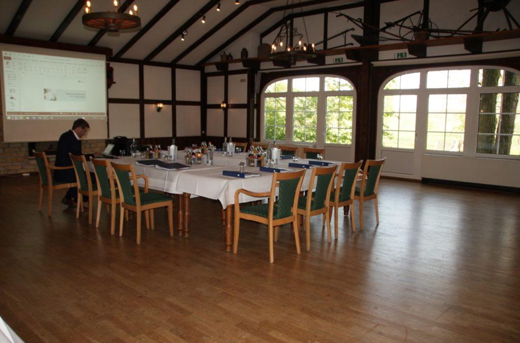 Die Brackstedter Mühle stellt zahlreiche Räumlichkeiten für Tagungen in Wolfsburg zur Verfügung